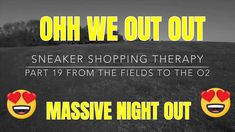 Sneaker Shopping Therapy Part 19 FROM THE FIELDS TO THE O2 Beverly Knight, Pete Tong, Big Hugs, Dance Music, Music Lovers, Fields, Things To Think About, First Love, Comedy