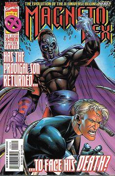 Magneto Rex # 2 Marvel Comics