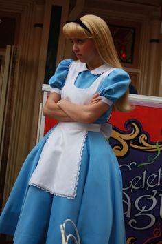 Pouty Alice