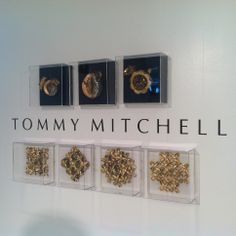 Tommy Mitchell Gold Home Accessories/Art