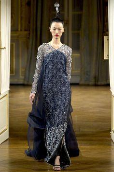 Alexis Mabille - Autumn/Winter 2012-13 Couture - Paris (Vogue.co.uk)
