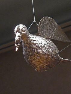 Silver Bird Censer - Byzantine