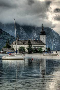 Gmunden, Austria. I love Austria!