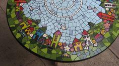 Trunell - Workshop Program - Trunell Mosaics - mosaic ceramic tiles & inserts ceramic inserts mosaics millifiori ceramic tiles nippers adhesives books blanks DIY kids flowers roses butterflies ocean universe fish visse stars