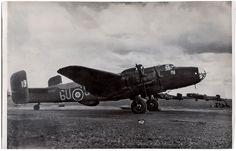 Halifax Mk VII RG447 6U-S