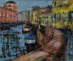 from Saint Petersburg series Alexander Volkov http://volkov-art.jimdo.com/