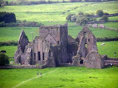 Ruines Irlande