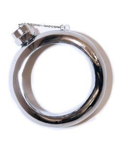 """""""Cynthia Rowley Flask Bangle: The Incredible Wearable Bar"""". Nothing but yes."""