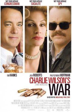 Tom Hanks, Julia Roberts, and Philip Seymour Hoffman in Charlie Wilson's War Mike Nichols, Rachel Nichols, All Movies, Great Movies, Movies Online, Movies And Tv Shows, Movie Tv, Excellent Movies, Amazing Movies