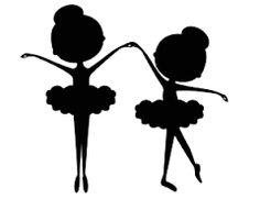 Image result for silhouette of ballerina