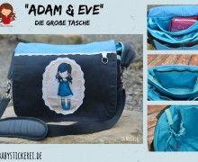 Ebook - Tasche Adam & Eva groß