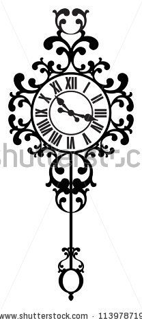 Vintage Clock by Bakai, via Shutterstock