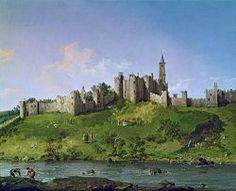 Château d'Alnwick — Wikipédia