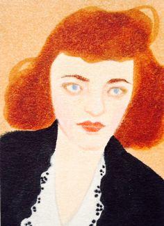 Miniportret Clara