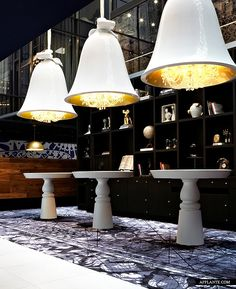 andaz amsterdam hotel | by marcel wanders.