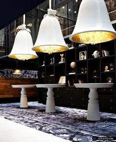 andaz amsterdam hotel | by marcel wanders.