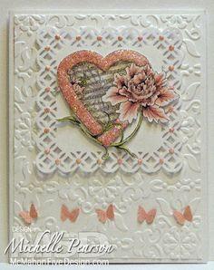 Peony Love, McMahon Five Design by DT Michelle P