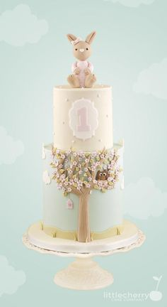 Bunny Cake by Little Cherry