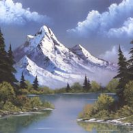 Joy of Painting -Bob Ross