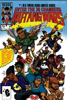 Wu-Tang Clan - Wu-Tang Wars