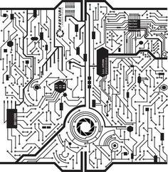 Circuit panel tattoo