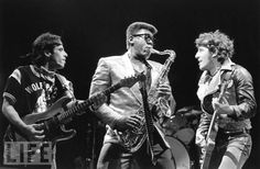 Clarence Clemons AND BRUCE SPRINGSTEEN  BLOOD BROTHERS