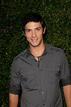 Michael Rady - first saw him in Sist. Trav. Pants, then again on a Medium episode.  Now he's on CW's Emily Owens MD.  *Sigh*