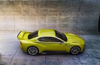 BMW Life: BMW 3.0 CSL Hommage Wallpapers
