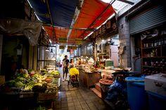 Traditional Market in #Sokcho, Korea
