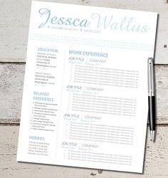 instant download resume design template microsoft word editable custom black - Download Word Resume Template