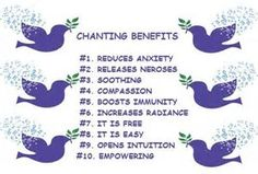 Chanting benefits for Health