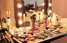 My #make-up room............