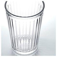 IKEA - VARDAGEN Glass clear glass