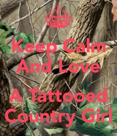 Tattooed Country Girl