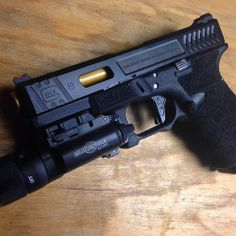 Salient Arms Glock 19 RTF2 Tier One.