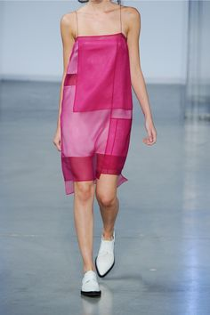 Helmut Lang | Silk-organza dress | NET-A-PORTER.COM