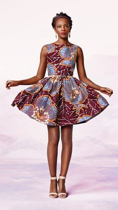 Flower fresh | Vlisco V-Inspired
