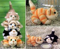 Knitted Cats All The Cutest Free Patterns