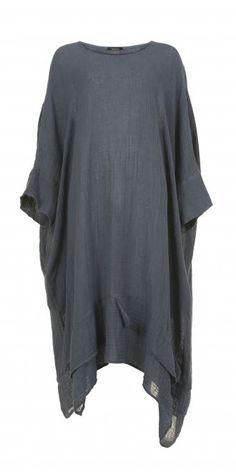 Idaretobe Exclusive Dusk Linen Dress from idaretobe Official Stockist