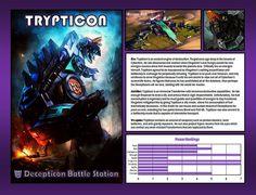 Trypticon by CitizenPayne.deviantart.com on @DeviantArt