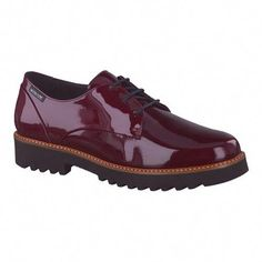 b5eddd5f7d0e5e Mephisto Women's Sabatina Oxford, Size: 7 M, Wine Patent Leather  #Dressesoxfordshoes Chaussures
