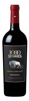 1000 Stories: the Bourbon-Aged Zin