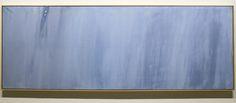 Olivier Debré: Longue grise claire bleu de Loire, 1982, musée des beaux-arts d'Orléans, photo Denis Trente-Huittessan