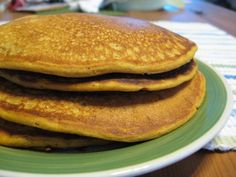 Delicious and Healthy Sweet Potato and Pecan Pancakes