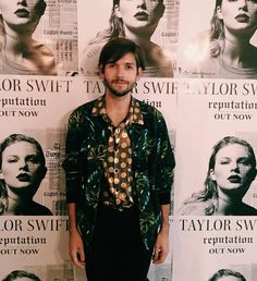 The old Michael can't come to the phone right now. Oh because he's posing in front of a Taylor Swift wall at the party! Taylor Swift, Austria, Old Things, Poses, Wall, Party, Instagram, Figure Poses, Fiesta Party