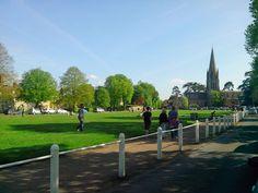 Witney, Oxfordshire. Photo by Anna Gomis. La viajera: Un día en Witney, Oxfordshire