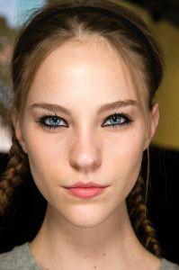 F/W 2014-2015 Beauty Trends - www.thefancymis.com