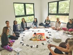 Pick a theme, ditch the phones + set the tone for your women's circle + spiritual gathering!
