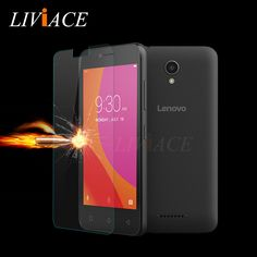 0.26MM 2.5D 9h Tempered Glass Screen Protector phone Case for Lenovo Vibe B (A2016) A1010 a20 a plus vibeb protective Film