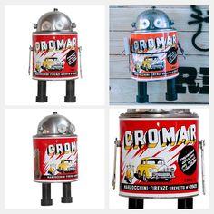Adopt a Robot by Massimo Sirelli